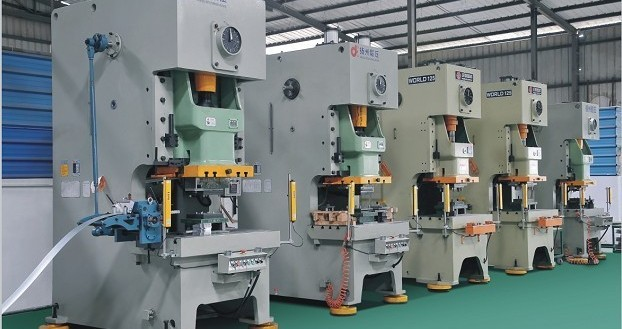 Stamping Parts Production